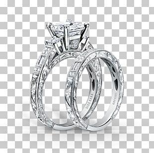 Wedding Ring Jewellery Engagement Ring Diamond PNG