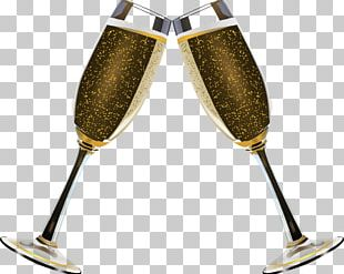 New Years Eve Champagne PNG