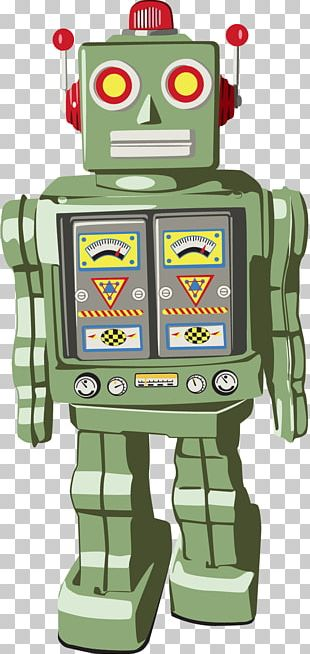 T-shirt Robot Toy Clothing PNG