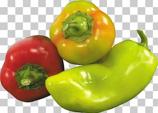 Bell Pepper Chili Pepper Food Spice PNG
