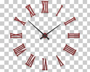 Clock Face Roman Numerals Digital Clock Quartz Clock PNG