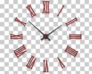 Clock Face Roman Numerals Digital Clock Quartz Clock PNG