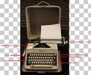 Royal Typewriter Company Office Supplies Computer Keyboard Quickstart Guide PNG