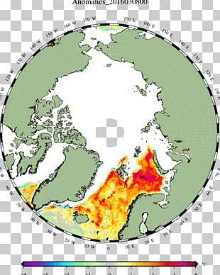 Canada Arctic Ocean Northern Hemisphere Sea Ice Earth PNG