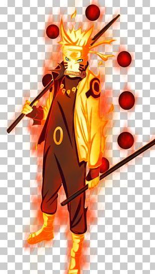 Naruto Uzumaki Art Kurama Manga PNG