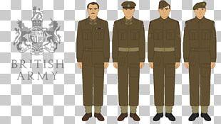 British Battledress Uniforms Of The British Army Military Rank PNG