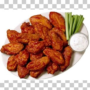 Buffalo Wing Chicken Fingers Crispy Fried Chicken Barbecue Chicken PNG