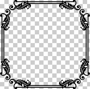 Frames Decorative Arts Computer Icons PNG