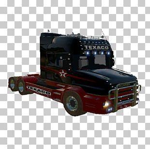 Model Car Scale Models Motor Vehicle Truck PNG