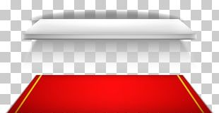 Red Carpet Red Carpet Stage PNG