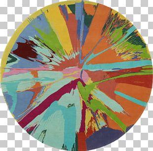 Spin Art Contemporary Art Artist Work Of Art PNG