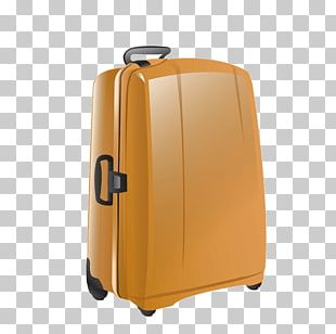 Suitcase Travel Hand Luggage Baggage PNG
