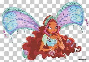 Aisha Flora Stella Winx Club: Believix In You Bloom PNG