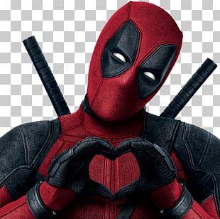 Deadpool Superhero Movie Film Comic Book PNG