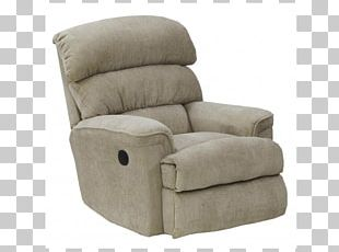 Recliner Wing Chair Couch Furniture PNG