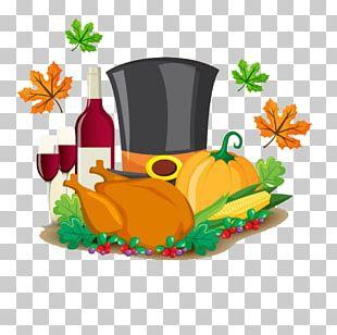 Thanksgiving Dinner Turkey PNG