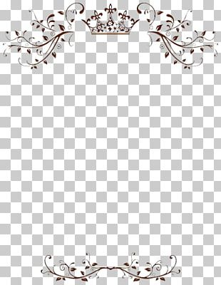 Wedding Invitation Borders And Frames PNG