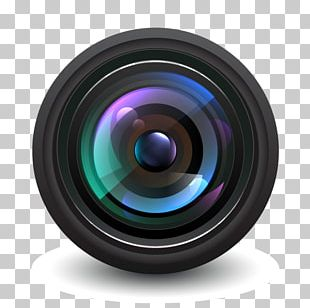 Camera Lens Digital Video PNG