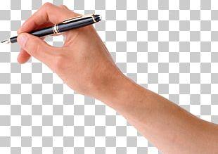 Pen Handwriting PNG
