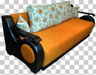 Sofa Bed Couch Furniture PNG