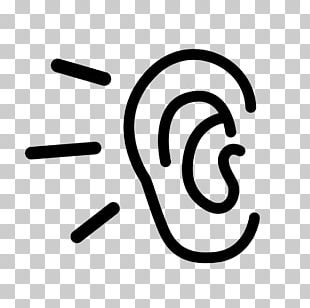 Computer Icons Listening Symbol PNG