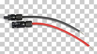 Electrical Cable Electrical Connector MC4 Connector Wire Fronius International GmbH PNG