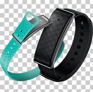 Black Color Activity Tracker Bracelet Physical Fitness PNG