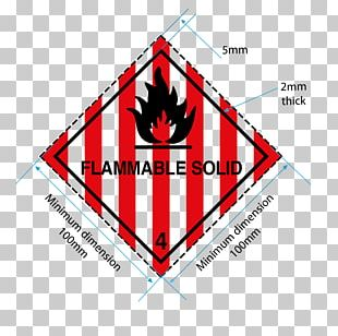Dangerous Goods Hazardous Waste Transport ADR HAZMAT Class 9 Miscellaneous PNG