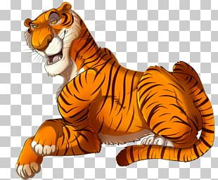 Shere Khan The Jungle Book Bagheera Mowgli Kaa PNG