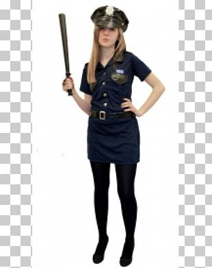 Costume Party Clothing Police Officer Woman PNG