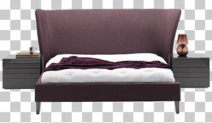 Mattress Bed Frame Box-spring Bedroom PNG