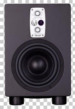 Subwoofer Studio Monitor Computer Speakers EVE Audio サブウーファー Loudspeaker PNG