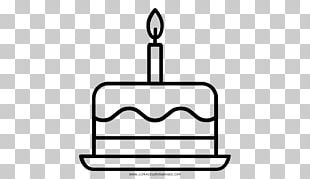 Kuchen Cake Coloring Book Torte Drawing PNG