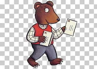 Las Tres Cartas Del Oso/ Postman Bear Tales From Acorn Wood Amazon.com PNG
