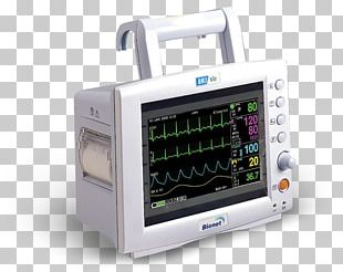 Medical Equipment Electrocardiography Pulse Oximetry Blodtryksmåling Computer Monitors PNG