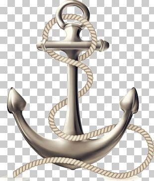 Anchor Ship Logo PNG
