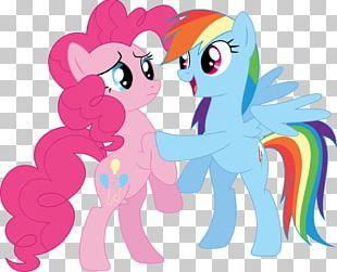 Pony Pinkie Pie Rainbow Dash Rarity Twilight Sparkle PNG