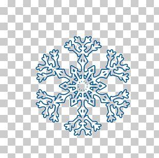 Snowflake Winter PNG