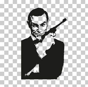 James Bond Logo Encapsulated PostScript Cdr PNG