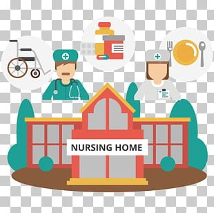 Nursing Home Care Old Age Home PNG