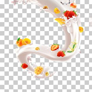 Juice Milk Fruit Orange PNG