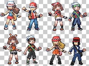 Pokémon Ruby And Sapphire Pokémon FireRed And LeafGreen Pokémon Gold And Silver Pokémon X And Y PNG