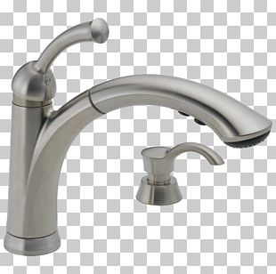 Tap Stainless Steel Kitchen Sink Bathroom PNG