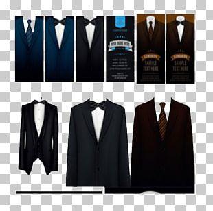Tuxedo Suit PNG