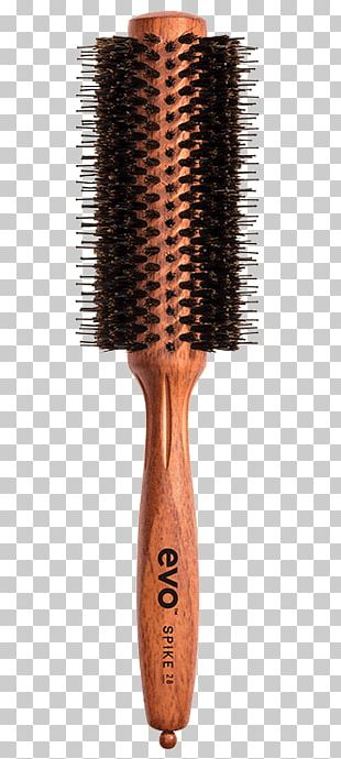 Hairbrush Comb Bristle Hairstyle PNG