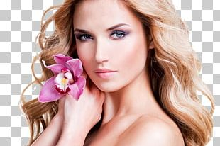 Model Beauty Face Woman Hair PNG