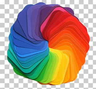 Color Wheel Paint Graphic Design PNG