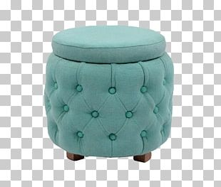 Couch Furniture Stool Ottoman Box PNG