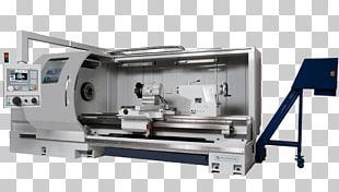 Machine Tool Automatic Lathe Computer Numerical Control PNG