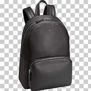 Backpack Meisterstück Montblanc ExtremeLeather Rucksack Bag PNG
